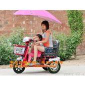 供应迷你电动车 新款电动三轮车 老年代步车 小型残疾人电瓶车自行车