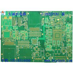 供应深圳PCB厂家直销多层线路板、阻抗板、埋盲孔电路板、高TG线路板