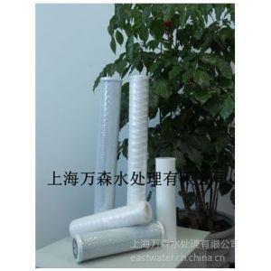 PP熔喷滤芯,PP滤芯,水处理滤芯