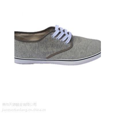 中国最专业的帆布鞋生产厂家焦作天狼