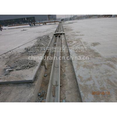 成功应用于济南火车站的 优质建材 低碳环保 品牌产品【成品聚酯排水沟】