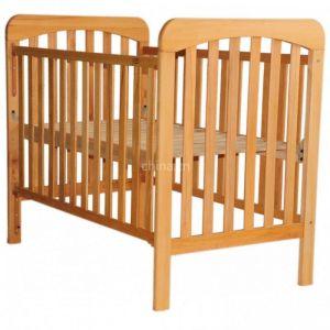 供应贝安诺进口榉木婴儿床-辛巴达