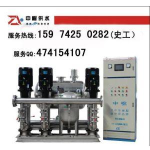 广东无负压自动给水设备,简单、智能,广东无负压自动给水设备报价