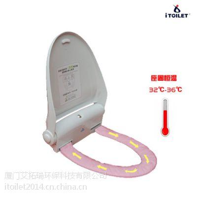 供应艾拓瑞便洁垫 自动换套马桶盖 一次性马桶坐垫 IT200A