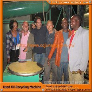 供应废油回收基础油过滤设备