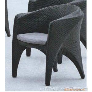 厂家直销 供应新款豪华编藤家具 编藤休闲椅 公园休闲椅 阳台家具