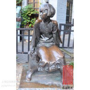 供应刘胡兰雕像,人物铜雕,女性主题雕塑