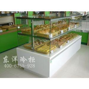 供应常温展示柜/中岛面包展示柜/面包店陈列柜