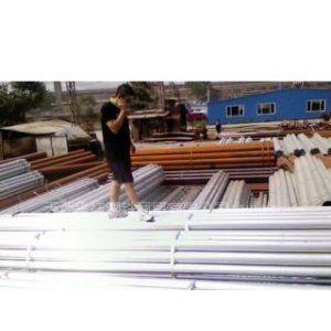 供应镀锌钢管壁厚镀锌无缝钢管镀锌钢管价格表
