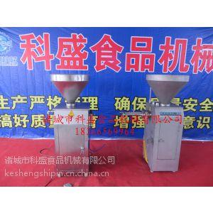 供应供应科盛液压灌肠机 灌肠机 提供食品厂专用液压灌肠机