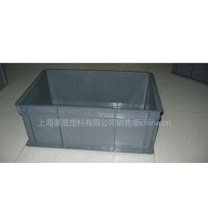 供应上海塑料制品丰田汽车专用EU塑料物流箱