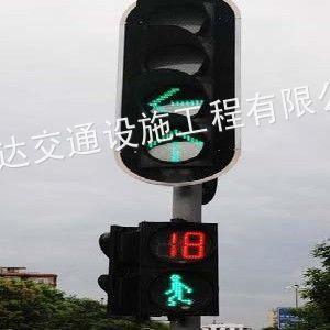 供应西北城市道路信号灯供应 甘肃道路标线施工企业 诚信熙达