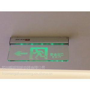 供应背光源吊牌指示灯 消防应急指示灯