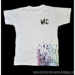 供应服装喷墨印刷,也称服装彩印机。深圳十年平板打印机厂商!