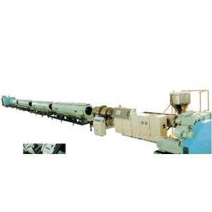供应订制塑料PE大口径燃气管、供水管生产线