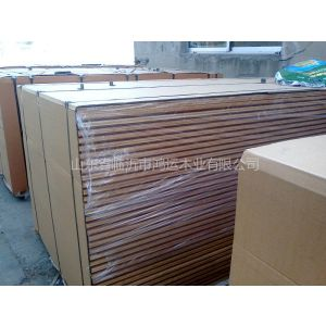 供应集装箱专用地板-鸿运集装箱木地板