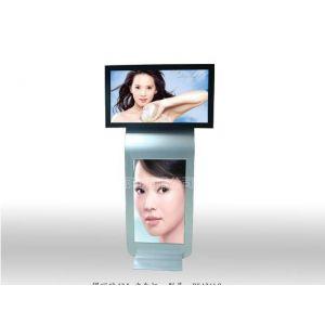 供应得丽珑DK421LS双屏广告机 落地广告机 楼宇广告机 液晶广告机 立式广告机