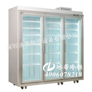 供应【饮料冰柜应如何保养?】中山冰柜厂家地址