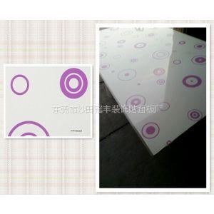 供应广东湘纪源高光三聚氰胺中纤板 耐黄变