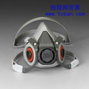 3M6200防尘防护口罩