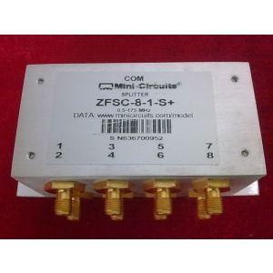 美国进口MINI 2-11GHZ高频8路功分器 ZN8PD-113-S