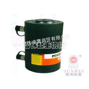 供应铝合金油缸-740-1220吨单作用,重力复位大吨位铝合金油缸