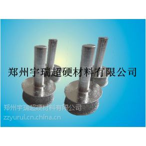 供应优质电镀结合剂金刚石砂轮--齿形磨头