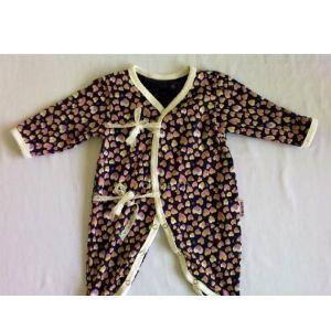 供应批发婴儿服装 连体衣  哈衣 婴儿睡袍  可定做