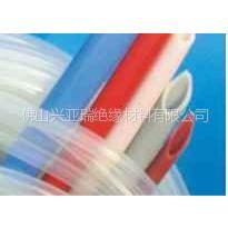 供应直销广东彩色环保硅胶软管