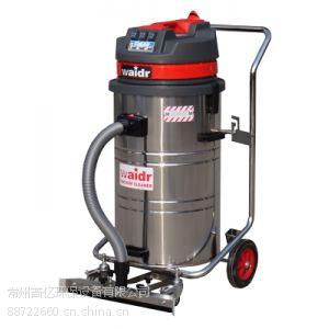 供应3600W不锈钢工业吸尘器 威德尔大功率吸尘吸水机 强力工业用吸尘器在常州