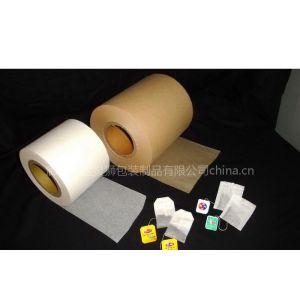 供应国内国外袋泡茶设备袋泡茶专用八角标签,热合标签,冷热型滤纸,棉线