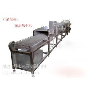 供应多用途单层蘑菇烘干机环保节能选诸城市昊昌食品机械厂