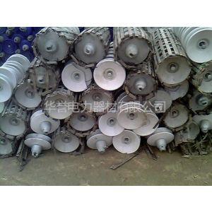 供应悬式绝缘子回收 盘形电瓷瓶回收 回收废旧电瓷绝缘子