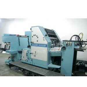 二手印刷机85年罗兰OB双色水车