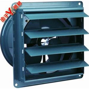 供应16寸工业排气扇永华圆筒百叶窗排气扇FA-40YB/三相FTA-40YB