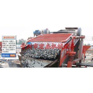 供应山东生产振动洗石机厂家