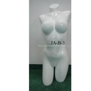 供应促销价半身胸模性感内衣展示模特