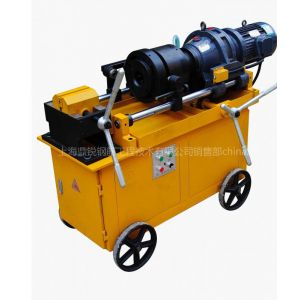供应上海钢筋直螺纹滚丝机 厂家直销