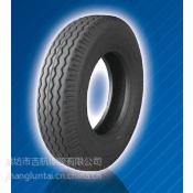 供应供应吉航橡胶RIB水曲花纹4.00-8农用橡胶拖拉机轮胎
