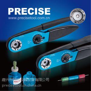 供应M22520/DMC端子压接钳,YJQ-W1A四芯轴端子压接钳