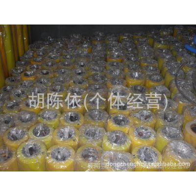【厂家直】  聚氨酯胶辊   橡胶辊  黄色印刷胶辊  胶辊