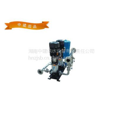 变频供水设备_中建供水_变频供水设备系统