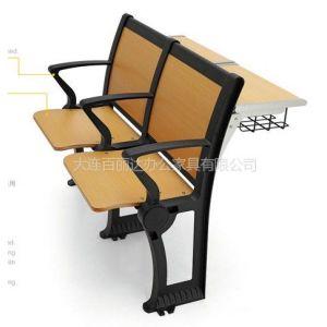 供应大连课桌椅厂家,专业学校课桌椅DB系列