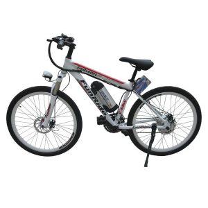 供应26寸 电动车山地车 电动自行车 变速 锂电车 水壶锂电池