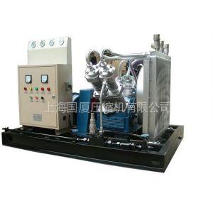 国厦DX-2/250型25mpa(兆帕)排气量1.5m?/min功率30KW消防空压机厂家