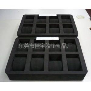 供应黑色EVA盒子,EVA胶垫