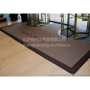 北京供应广告地垫 企业形象地垫 加工带字地垫