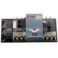 供应PTATSJ-63/4 四极 微断型ATS双电源自动转换开关 CB级双电源