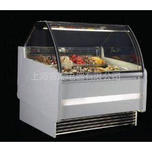 供应冰激凌展示柜 哈根达斯展示柜 冰激凌柜尺寸 定做冰激凌冷冻柜价格 品牌冷柜