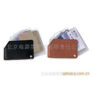 供应批发订做礼品-时尚卡册-精美卡包-银行卡包-信用卡包等广告促销品